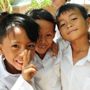 カンボジア 男の子